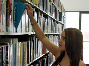 Estudiante en el CAI