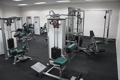 maquinas del gym